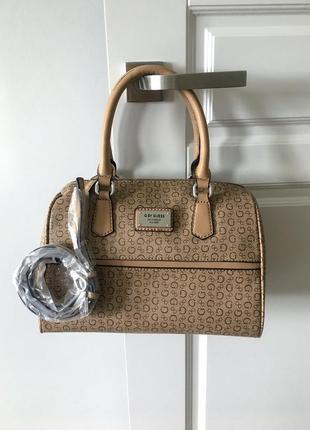Скидка!!!! guess оригинал, небольшая сумка в приятной расцветке
