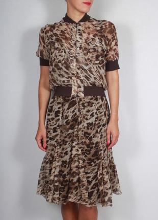 Платье и накидка marella
