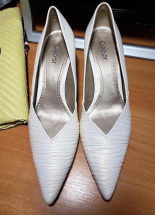 Нарядные туфли кожа р-р 42 стелька 28см
