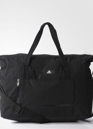 Женская спортивная сумка adidas team bag s99730