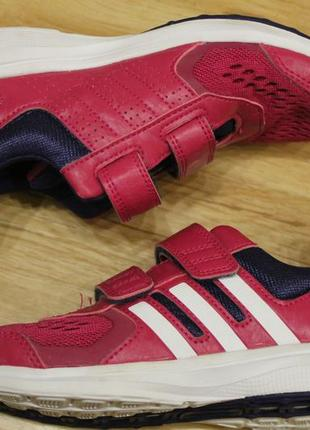 Кроссовки adidas, 100% оригинал. размер 314 фото