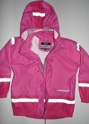 Куртка,ветровка дождевик фирмы - protech