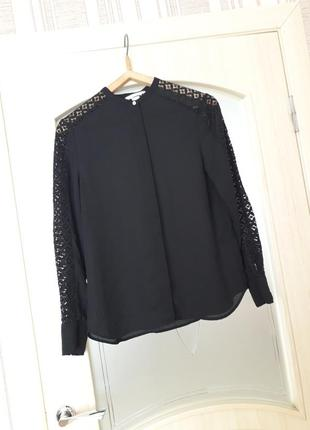 Шифонова блузка h&m