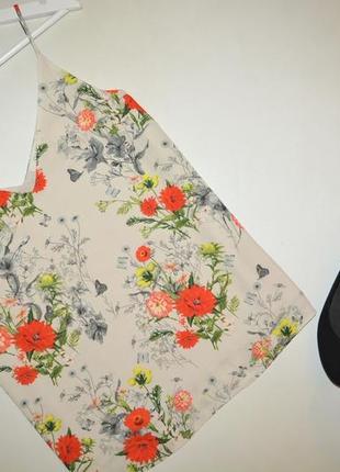 Блуза в бельевом стиле, майка oasis
