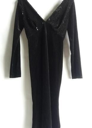 Вечернее женское платье итальянского  бренда rinascimento  сток из европы