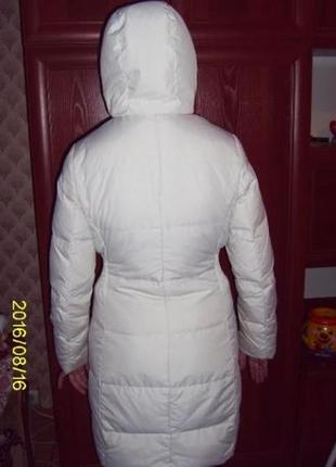 Куртка -пальто осень -теплая зима.