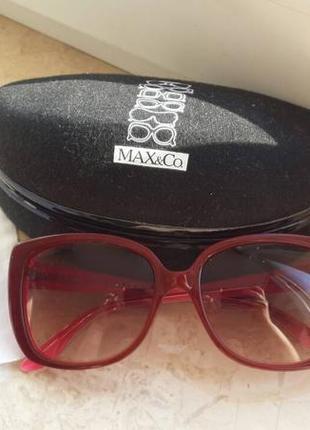 Max&co очки женские