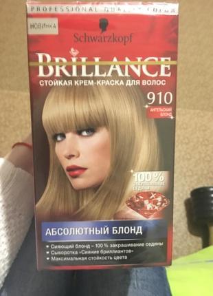 Краска для волос brillance