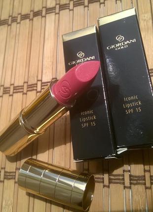 Губная помада «икона стиля» giordani gold классический розовый - 30449