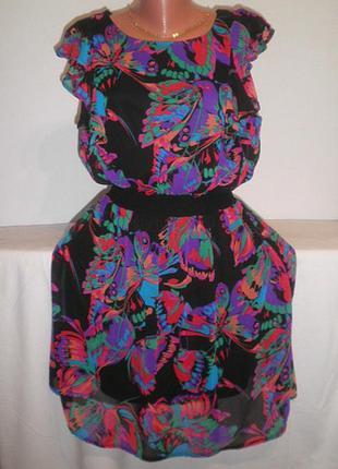 Красивое романтичное платье