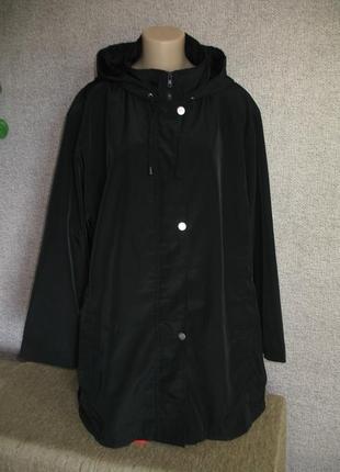 Куртка/ плащ на молнии . размер eur 48| 50