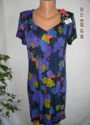 Новое трикотажное платье moda at george