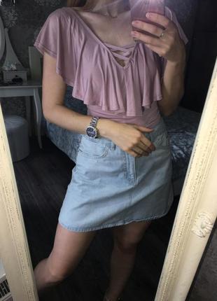 Блузка боди