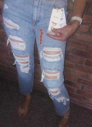 Стильные джинсы новой коллекции