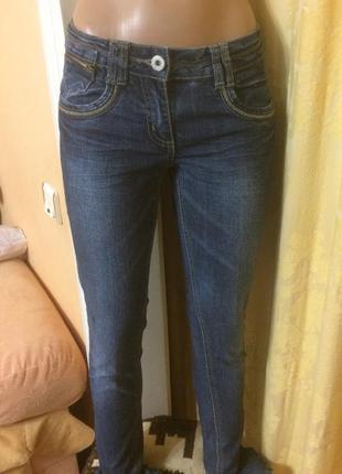 Качественные красивые джинсы, хлопок