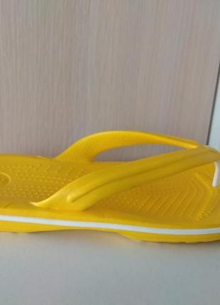 Вьетнамки crocs flip кроксы флип