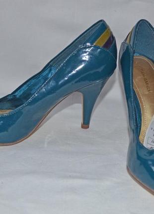 Туфли лаковые h&m