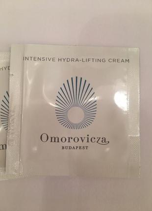 Увлажняющий крем для лица omorovicza intensive hydra-lifting cream