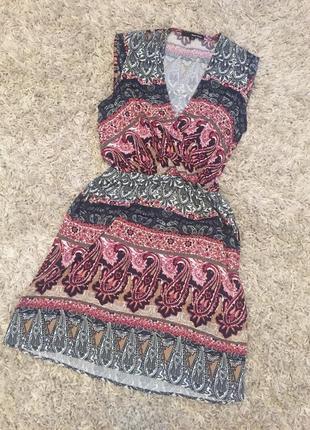 Лёгкое летнее платье от tally weijl