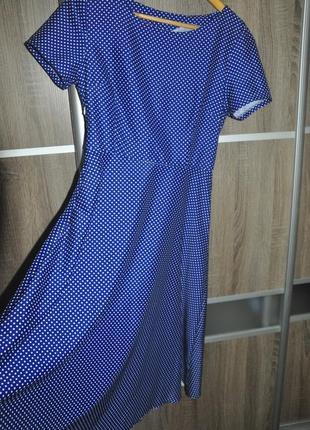 Плаття в горошок розмір xs-s