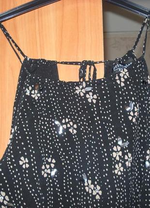 Шикарная блузка, блуза, кофта натуральный 100 % шелк р.10-12 principles petite2 фото