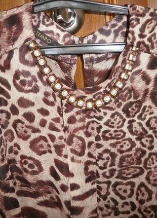 Летняя красивая блузка