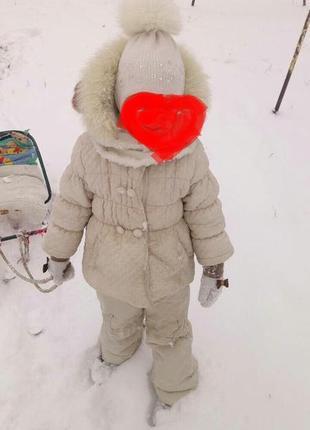 Зимний комбинезон wojcik,пальто