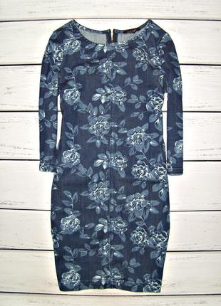 Джинсовое платье phase eight