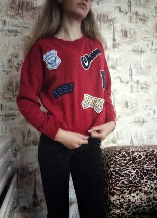 Молодежный свитер от atmosphere