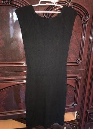 Платье миди от zara