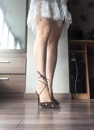 Бредовые туфли le silla