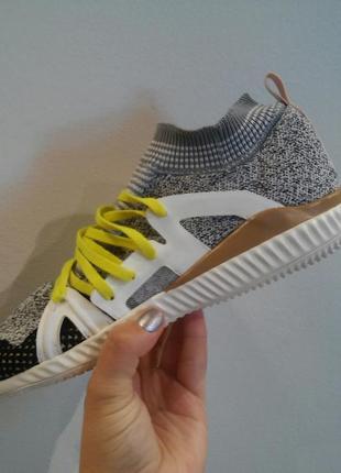 Дизайнерские кроссовки adidas stella mccartney-оригинал.