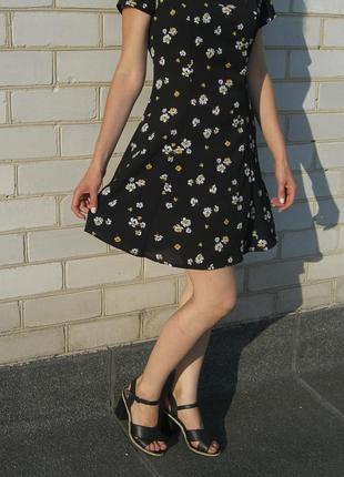 Очень крутое летнее платье