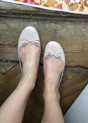 Милые розовые балетки tu туфли без каблука 39
