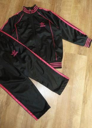 Спортивный костюм adidas на 7 лет в идеале