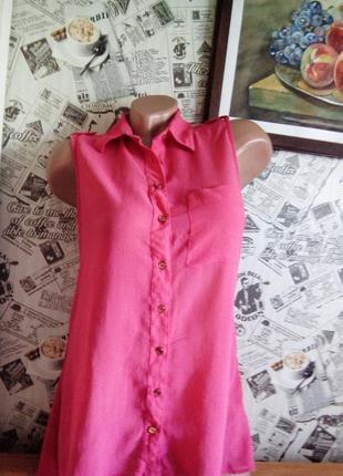 Шифоновая блуза от f&f