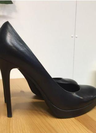 Туфли французского бренда daniel hechter / original !!!