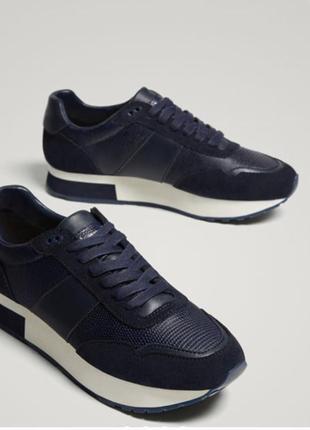 Нові кросівки massimo dutti