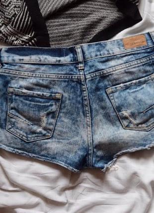 Шорты джинсовые denim co. джинсові шорти короткі