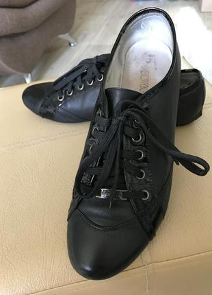Мягусенькие туфли, кожа внутри и снаружи
