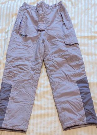 Штаны для сноуборда/зимние штаны