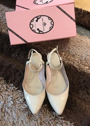 Босоножки туфли fornarina
