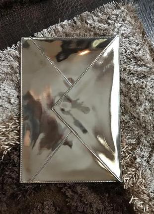 Клатч сумка zara