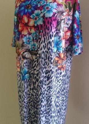 Платье стильного покроя