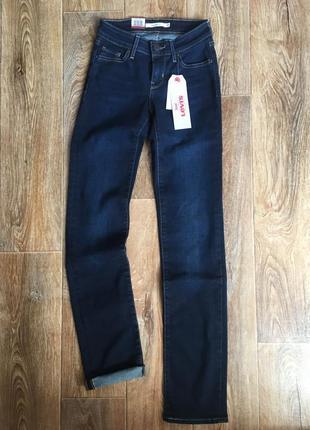 Женские джинсы - levis 714