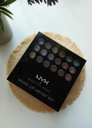 Набор/палетка  для макияжа nyx