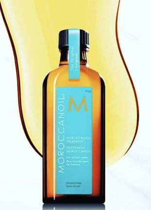 Moroccanoil масло для волос