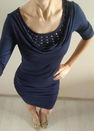 Платье повседневное, офисное mexx
