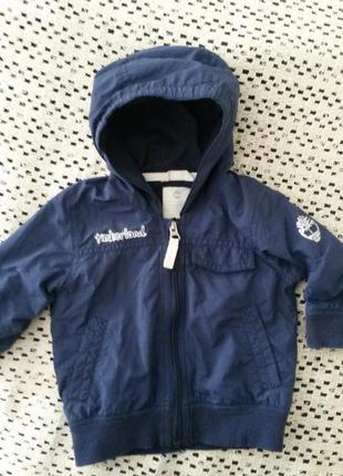 Курточка,  кофта, ветровка timberland для мальчика