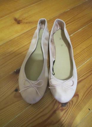 Брендовые балетки